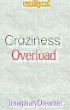 Craziness Overload [Editing and Revising] by NeverBeenSeen11