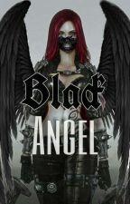 Black Angel (creepypastas y tu) by mariantonietah
