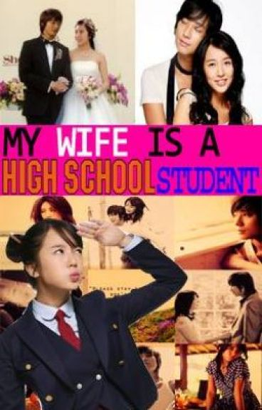 my wife is a high school student --- COMPLETED!