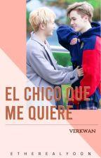 EL CHICO QUE ME QUIERE |* Verkwan by Christ_APG