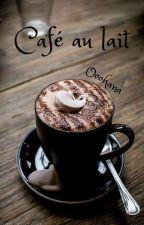 Café au lait by Ooohana