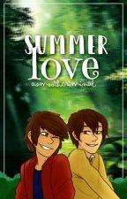 Summer love 「Pinescone」 by ASmoothCriminal