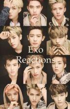 Reakcje Exo by Domciowata_Kpop