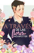A travez de las flores  by akivapotter