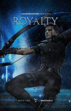 ROYALTY | ALEC LIGHTWOOD by awkpaula