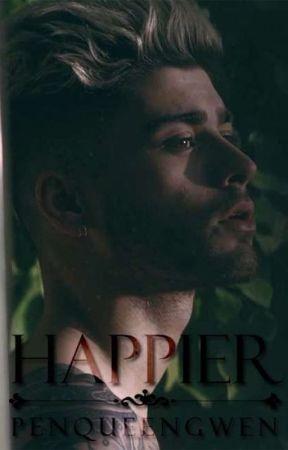 Happier :: Zayn Malik by sealedangel