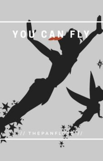 you can fly peter pan x reader