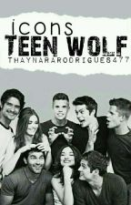 Icons Teen Wolf by ThaynaraRodrigues477