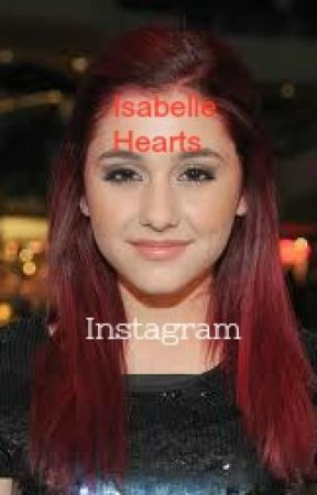 Isabelle Hearts: Instagram.  (Descendants roleplay) by MoonLightWolvez