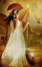 My Little Warrior Athena by QueenRosaline15