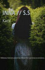 Inna // Severus Snape  by ____Karii____