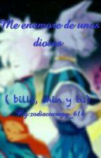 Me enamore de unos dioses ( bills, shin y tu)  by zodiacocrepy_616