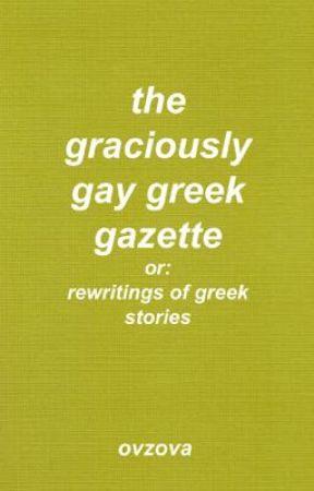 the graciously gay greek gazette - apollo and hyacinthus - Wattpad