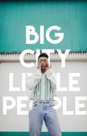 Big city, Little people by unbelievablly