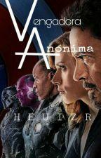 Vengadora Anónima -Steve Rogers y tú (Capitán America) by HeuizR