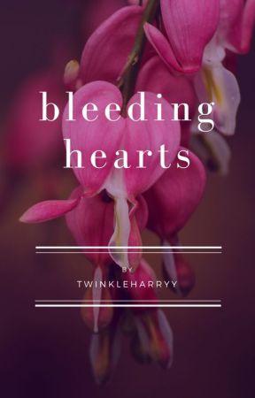 bleeding hearts [h.s] by twinkleharryy