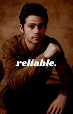 Reliable ↳ GIF Series by iWitchy