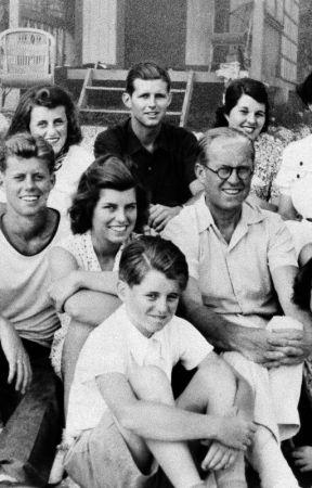 The Kennedys by JFK17-JBK29