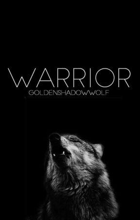 Warrior by GoldenShadowWolf