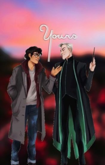 Yours {Drarry MPreg}