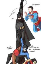 Batfamily secrets by shadowrunner5