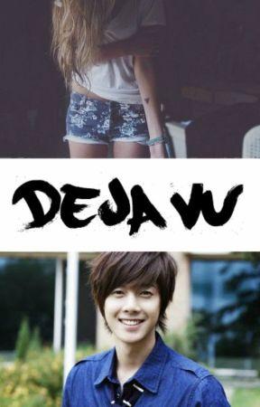 Deja Vu  Kim Hyun Joong  by AnnaStylesEdwards