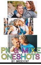 PK & Mike Oneshots by breeoc97
