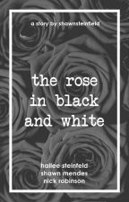 The Rose in Black and White | Shawn Mendes by SHAWNSTEINFIELD