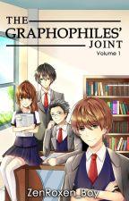 The Graphophile's Joint by ZenRoxen_Boy