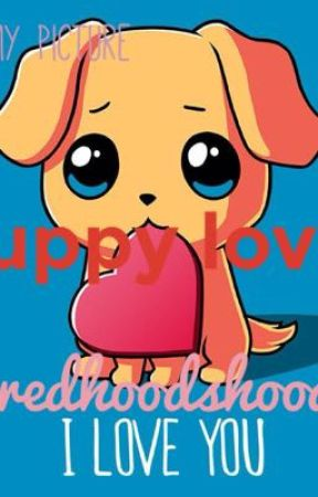 Puppy love (Damian Wayne X reader) by redhoodshood