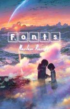 Fonts by i-love-u-james-dean