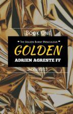 GOLDEN    ADRIEN AGRESTE FF by chocobangtan-