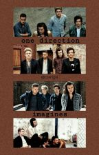 ✨ One Direction Imagines ✨ *befejezett* by csxngx1