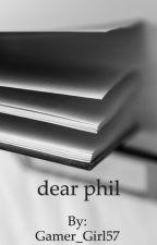 dear phil // phan by MiniJimochi