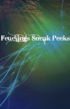 Feudlings Sneak Peeks by WendyKnight