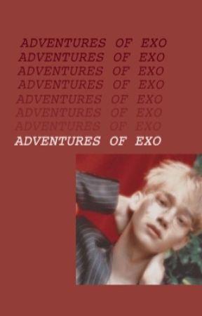 Adventures of EXO♪ by shupamaket_
