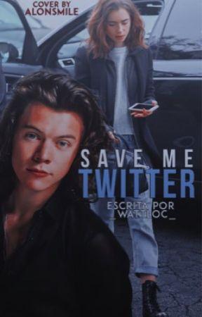 Save me Twitter [H.S] by _wattloc_