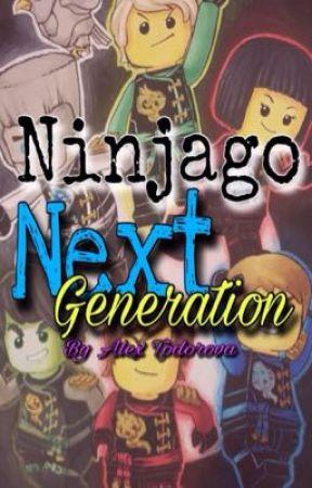 Ninjago: Next Generation  by AlexTodorova17