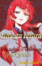 Time to return | Kuroko no Basket Fanfiction ZAWIESZONE by KamilaRiddle