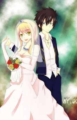 ( Graylu) Anh yêu em vợ yêu à!