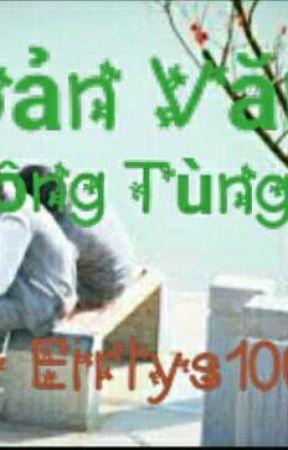 Đoản Văn by Eirlys1002