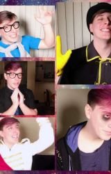 Thomas Sanders Sides One-shots  by Peircedblackviel666