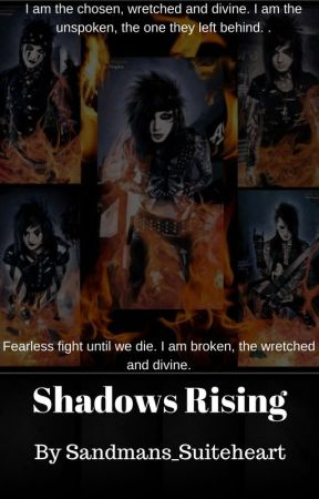 Shadows Rising by Lizzy_Rose12
