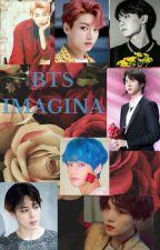 BTS IMAGINA by yuno366