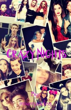 Crazy Nights|LM, 5H, 1D by mixerjaadey