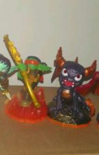 Skylanders Quest For The Core by Foximator