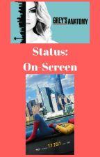 Status: On-Screen by accio2141