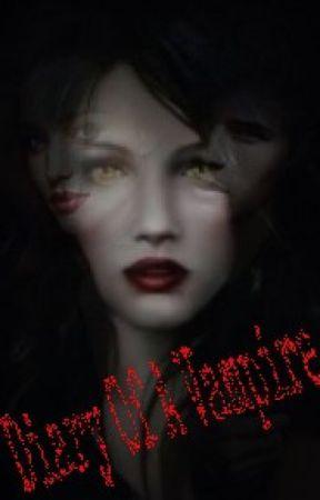 Diary Of A Vampire by 97DarkPrincess