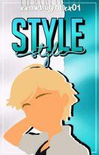 Style》Adrien by xxmidnightxx01