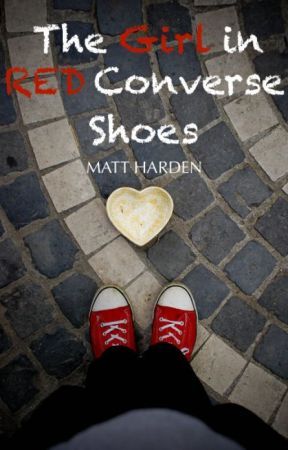 The Girl in Red Converse Shoes by Mattharden95